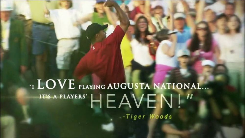 CBS: Augusta National
