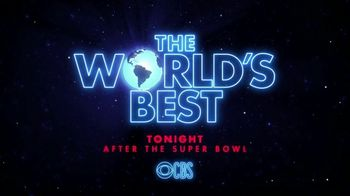 The World's Best Super Bowl 2019 TV Promo, 'Pure Imagination' - Thumbnail 10
