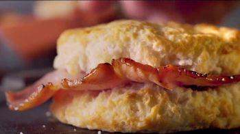 Bojangles' Country Ham Biscuit TV Spot, 'Made From Scratch' - Thumbnail 4
