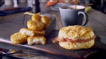 Bojangles' Country Ham Biscuit TV Spot, 'Made From Scratch' - Thumbnail 7