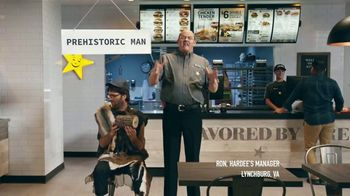 Hardee's Grilled Cheese Bacon Thickburger TV Spot, 'It's the Future' Ft. David Koechner - Thumbnail 2