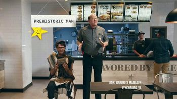 Hardee's Grilled Cheese Bacon Thickburger TV Spot, 'It's the Future' Ft. David Koechner - Thumbnail 3