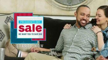 Ashley HomeStore Presidents Day Sale TV Spot, 'Save 20 Percent' - Thumbnail 2