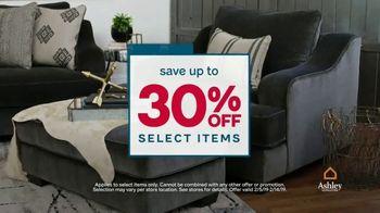 Ashley HomeStore Presidents Day Sale TV Spot, 'Save 20 Percent' - Thumbnail 6