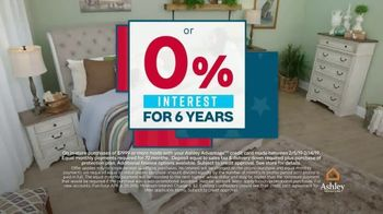 Ashley HomeStore Presidents Day Sale TV Spot, 'Save 20 Percent' - Thumbnail 7