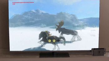 Nintendo Switch TV Spot, 'My Way: Legend of Zelda: Breath of the Wild' - Thumbnail 6