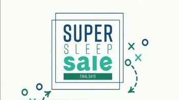Ashley HomeStore Super Sleep Sale TV Spot, 'Final Days: Ashley Sleep Bed' - Thumbnail 2