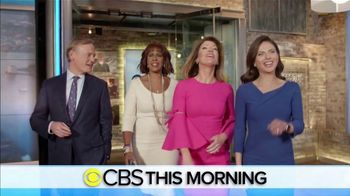 CBS This Morning Super Bowl 2019 TV Promo, 'Real News Every Morning' - Thumbnail 4