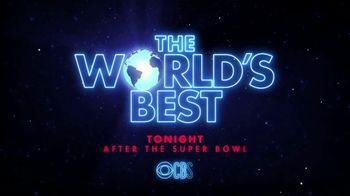 The World's Best Super Bowl 2019 TV Spot, 'The Human Spirit' Song by Lady Bri - Thumbnail 10