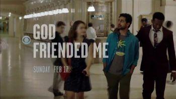 God Friended Me Super Bowl 2019 TV Promo, 'Bringing People Together' - Thumbnail 8