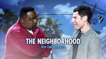 The Neighborhood Super Bowl 2019 TV Promo, 'Neighbors' - Thumbnail 3