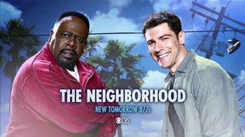 The Neighborhood Super Bowl 2019 TV Promo, 'Neighbors' - Thumbnail 9