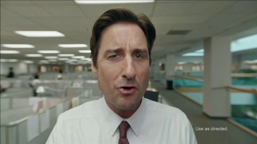 Colgate Total Super Bowl 2019 TV Commercial, 'Close Talker' Featuring Luke Wilson