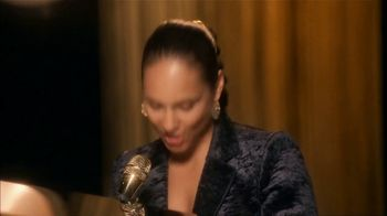 2019 Grammys Super Bowl 2019 TV Spot, 'Alicia Keys at the Piano' - Thumbnail 3