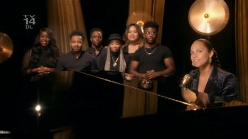 2019 Grammys Super Bowl 2019 TV Spot, 'Alicia Keys at the Piano'