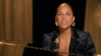 2019 Grammys Super Bowl 2019 TV Spot, 'Alicia Keys at the Piano' - Thumbnail 8
