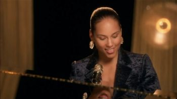 2019 Grammys Super Bowl 2019 TV Spot, 'Alicia Keys at the Piano' - Thumbnail 9