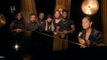 CBS: Alicia Keys at the Piano