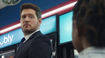 Bubly Super Bowl 2019 TV Spot, 'Michael Bublé vs. bubly' Featuring Michael Bublé - Thumbnail 7