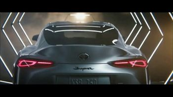 2020 Toyota Supra GR Super Bowl 2019 TV Spot, 'Wizard' Song by The Who [T1] - Thumbnail 3