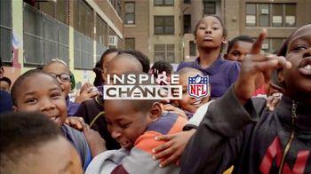 NFL Super Bowl 2019 TV Spot, 'Inspire Change' Ft. Brandon Marshall, Sam Acho - Thumbnail 2