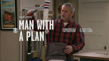 Man With a Plan Super Bowl 2019 TV Promo, 'He's Back'