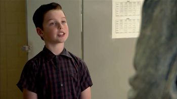 Young Sheldon Super Bowl 2019 TV Spot, 'Before There Was a Big Bang'