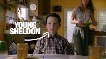 Young Sheldon Super Bowl 2019 TV Spot, 'Before There Was a Big Bang' - Thumbnail 3