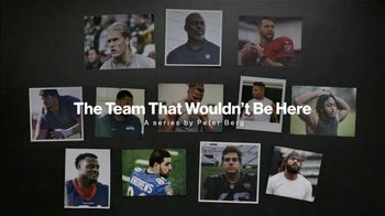 Verizon Super Bowl 2019 TV Spot, 'The Team That Wouldn't Be Here'