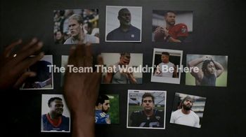 Verizon Super Bowl 2019 TV Spot, 'The Team That Wouldn't Be Here' - Thumbnail 4