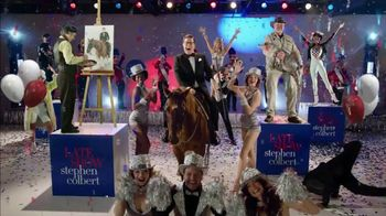 The Late Show Super Bowl 2019 TV Promo, 'Special Show'