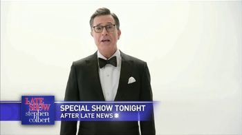 The Late Show Super Bowl 2019 TV Promo, 'Special Show' - Thumbnail 1