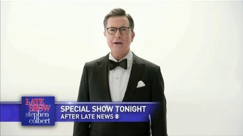 The Late Show Super Bowl 2019 TV Promo, 'Special Show' - Thumbnail 2