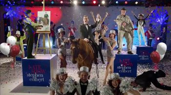 The Late Show Super Bowl 2019 TV Promo, 'Special Show' - Thumbnail 8