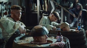 Bud Light Super Bowl 2019 TV Spot, 'Medieval Barbers' - Thumbnail 4