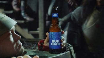 Bud Light Super Bowl 2019 TV Spot, 'Medieval Barbers' - Thumbnail 6