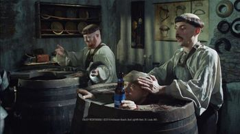 Bud Light Super Bowl 2019 TV Spot, 'Medieval Barbers' - Thumbnail 9