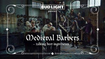Bud Light: Medieval Barbers