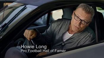 SKECHERS Wide Fit Super Bowl 2019 TV Spot, 'A Luxury Ride for Your Feet' Ft. Howie Long