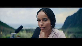 Michelob ULTRA Pure Gold Super Bowl 2019 TV Spot, 'The Pure Experience' Featuring Zoë Kravitz - Thumbnail 2