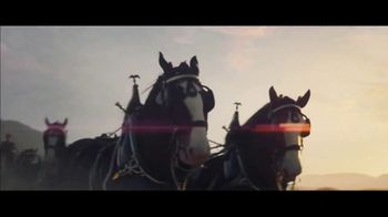 Budweiser Super Bowl 2019 TV Spot, 'Wind Never Felt Better' Song by Bob Dylan - Thumbnail 7