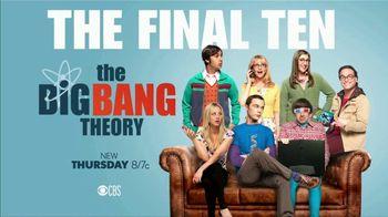 The Big Bang Theory Super Bowl 2019 TV Promo, 'Final Ten' - Thumbnail 8