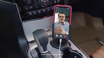 WeatherTech CupFone Super Bowl 2019 TV Spot, 'Dropped Call' - Thumbnail 5