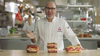 Arby's Super Bowl 2019 TV Spot, 'It's a Secret' Ft. H. Jon Benjamin, Song by YOGI - Thumbnail 7