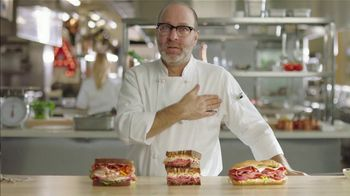 Arby's Super Bowl 2019 TV Spot, 'It's a Secret' Ft. H. Jon Benjamin, Song by YOGI - Thumbnail 8