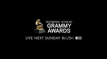 2019 Grammys Super Bowl 2019 TV Promo, 'Can't Wait' - Thumbnail 5