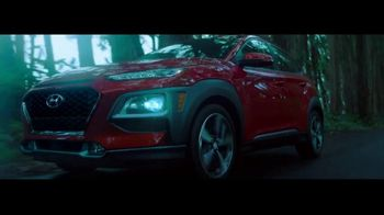 Hyundai Kona TV Spot, '2019 North American Utility Vehicle of the Year' [T1] - Thumbnail 4