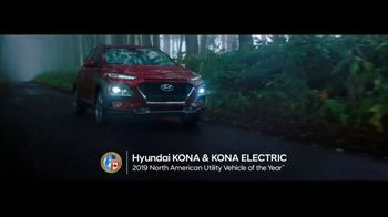 Hyundai Kona TV Spot, \'2019 North American Utility Vehicle of the Year\' [T1]