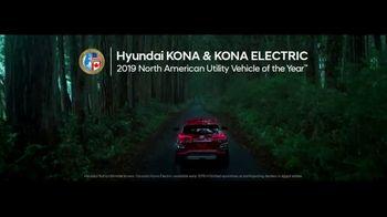 Hyundai Kona TV Spot, '2019 North American Utility Vehicle of the Year' [T1] - Thumbnail 8
