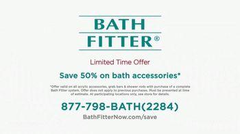 Bath Fitter TV Spot, 'Wow Moment: 50 Percent Off' - Thumbnail 10